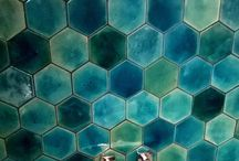 art tiles / płytki podłogowe i ścienne