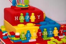 Tomas lego birthday ideas