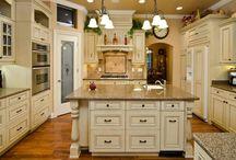 Kitchen designs / by Sherri Lang