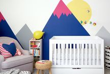 Eclectic Color Pop Nursery