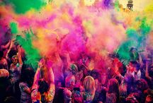 Holy colours