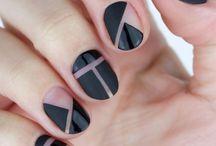 Minimal Manicure // Minimalistyczny Manicure