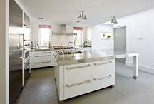 Witte keukens white kitchens