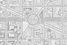 Cartography Inspiration / cartography, inspiration, art, map, maps, map ideas, map making, map design, map illustration, topography, topographic, elevation, contours