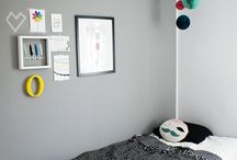 House Interiors:Boys room