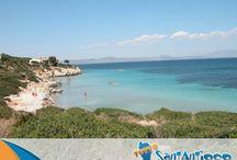 spiagge di Sant'Antioco / un tour di tutte le zone costiere della nostra splendida Isola! http://www.tuttosantantioco.com/localita#