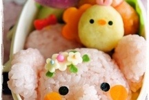 Bento Lunch Idea