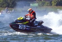 Water Scooter-The Best Adventurous Ride / Water scooter is commonly known as Jet Ski which is a popular water sport that comes under recreational sport.Jet Ski is used to describe aquatic motorbike. Visit at http://bit.ly/1PNjPFI