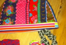 Hats / Bags /  Oven Mits / my wife makes them for family only Patchwork / Lapptäcken now its Hats and things for the hair http://erikaofsweden.com/  http://erikaofsweden.com/Bags.html