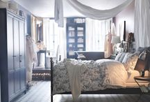 Bedroom Ideas / Decor and remodel ideas for the bedrooms. / by Bailey Andrews