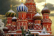 Venäjän palatseja ja muita