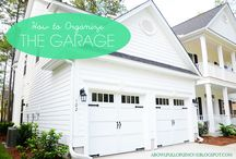 Garage Ideas / by April Radcliff-Caraher