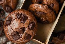 Variedad de galletas