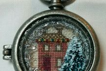 Cross Stitch Quirky and Quaint Designs / This board is home to designs that I create and to those wonderful designs created by other cross stitching artists. Embracing the quirky and the quaint in all of our needle endeavors