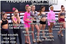Dance Moms *lol*