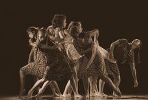 Tanec a pohybové divadlo