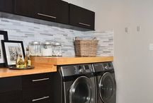 Laundry Rooms / by Erika Stroud