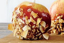 Apples / Caramel & Candy / by Melissa Henry