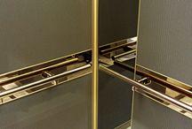 Metal Elevator Panels