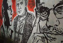 Street art graffiti / by Elisa Valitutti