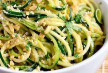 légumes spirales