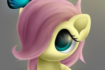 I ❤️ FLUTTERSHY / Baby