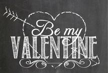 Valentine's Day 2015 / Valentine's love roses etc
