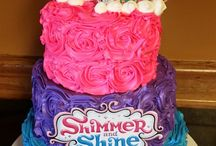 Shimmer si Shine party