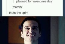 Jim Moriarty/Andrew Scott
