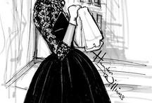 Ilustrações e amor