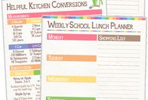 Lists, Planners and Planning / by Joline Sikora
