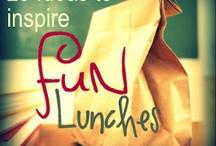 Kid lunch ideas / by Kim