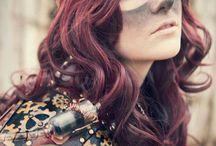 Steampunk: Glitter & Gears inspiration  / by Dark Heart Beauty Art
