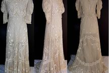 1910s gowns