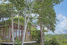 Luxury Resort / Unfurling Nature's Geometry