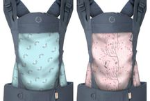 Soft Structured Carriers (SSCs) / Soft Structured Carriers include Ergobaby, Tula, Lillebaby and Beco.