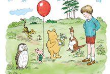 Favourite Children's Book Illustrations