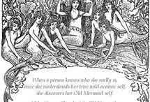 Mermaids / by jean bain