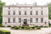 Białokosz - Pałac