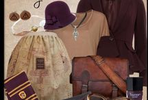 Potter outfits