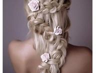 braids for a bride