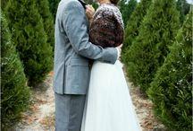 Holiday Wedding Inspiration / Holiday Wedding Inspiration