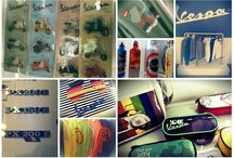 Vespa Shop at Vespa World Days 2014