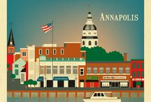 Annapolis and Nearby
