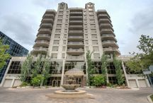 250 Pall Mall St #704 / 2 Bedroom, 2 Bathroom, 1540 sq ft Luxury Downtown Condo with Wrap-Around Balcony!  $374,900 - www.ForestCityTeam.com  #RealEstate #Realtor #LdnOnt #London #LondonOntario #Luxury #Condo #ForSale