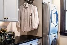 Llano Laundry room