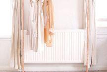 hangers, warderobe