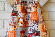 Sewing Inspiration -- Clothes / by Jenni Shishong