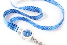 Fabric Lanyards / by BooJee Beads
