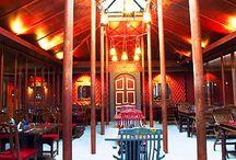 Modern Thai Cuisine / Mahanaga Restaurant & Bar serves modern Thai cuisine with high quality flavor and ingredients in Bangkok, Thailand....www.mahanaga.com